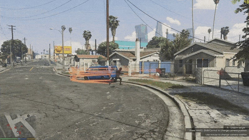 GTA V Mod Lets You Play as The Flash