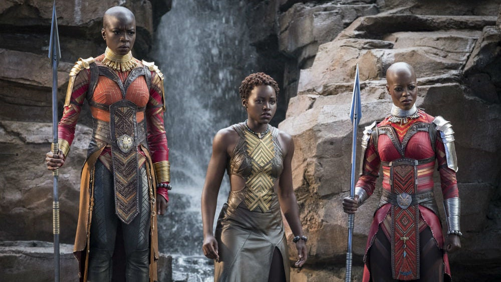 The Women Of The Marvel Cinematic Universe Come Together In One Glorious Photo