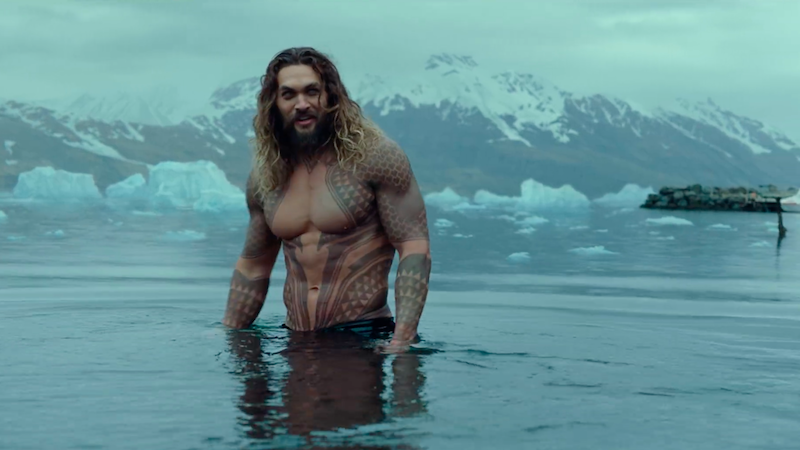 For The Last Time, Aquaman's Weapon In Justice League Is Not His Trident