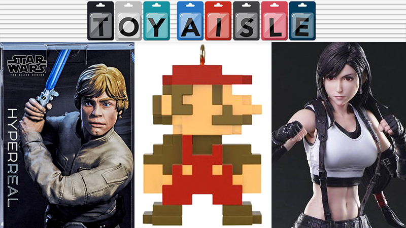 A Scary Star Wars Box And Video Game Legends Highlight The Week In Toys
