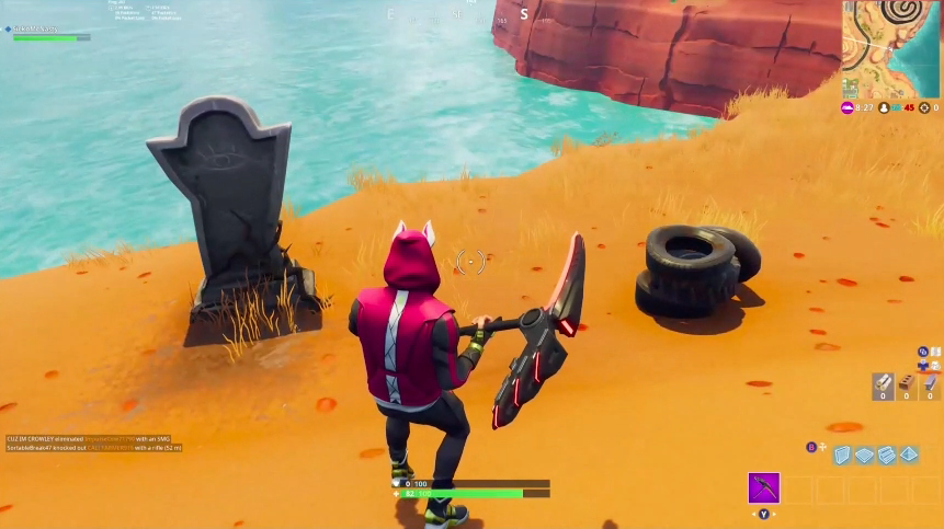 Epic Commemorates Failed Fortnite Rescue Attempt In-Game