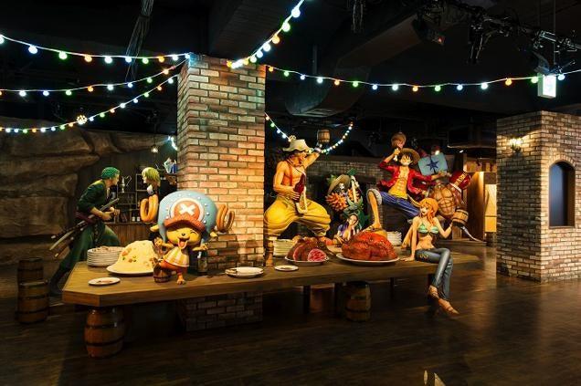 Inside Japan's New One Piece Theme Park