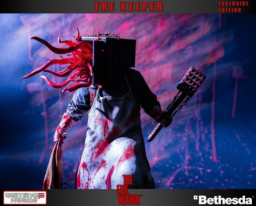 You Have To Really Love The Evil Within To Spend $300 On