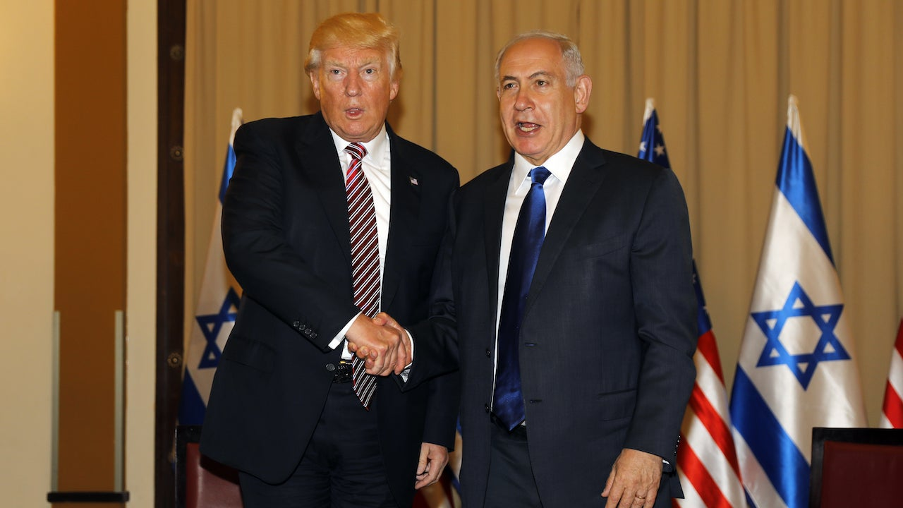 Israel Allegedly Installed Stingray Devices Around D.C. To Spy On President Trump