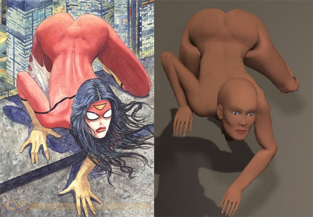 Stupid Marvel Cover Turns Out To Be Secretly Horrifying