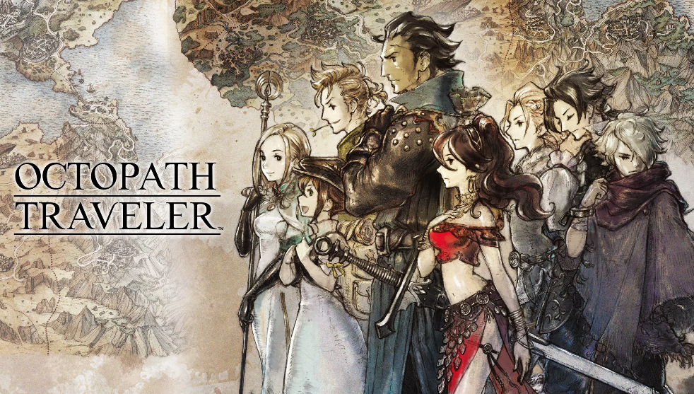 Nintendo Switch RPG Octopath Traveller Won't Have DLC Because It's 'A Finished Product'