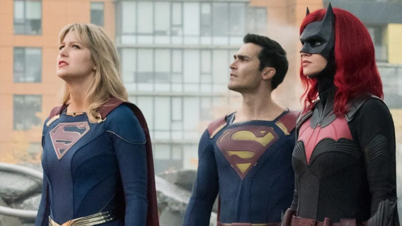 Weirdly Enough, The UK Won't Get All Of Crisis On Infinite Earths