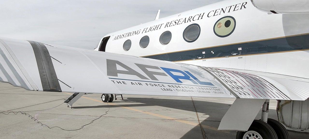 NASA Finally Tests Its Shape-Shifting Aeroplane Wings