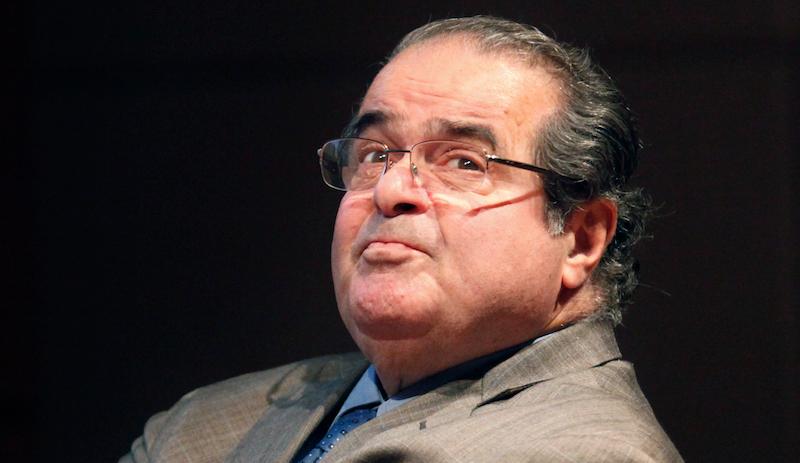Antonin Scalia's Landmark Defence Of Violent Video Games