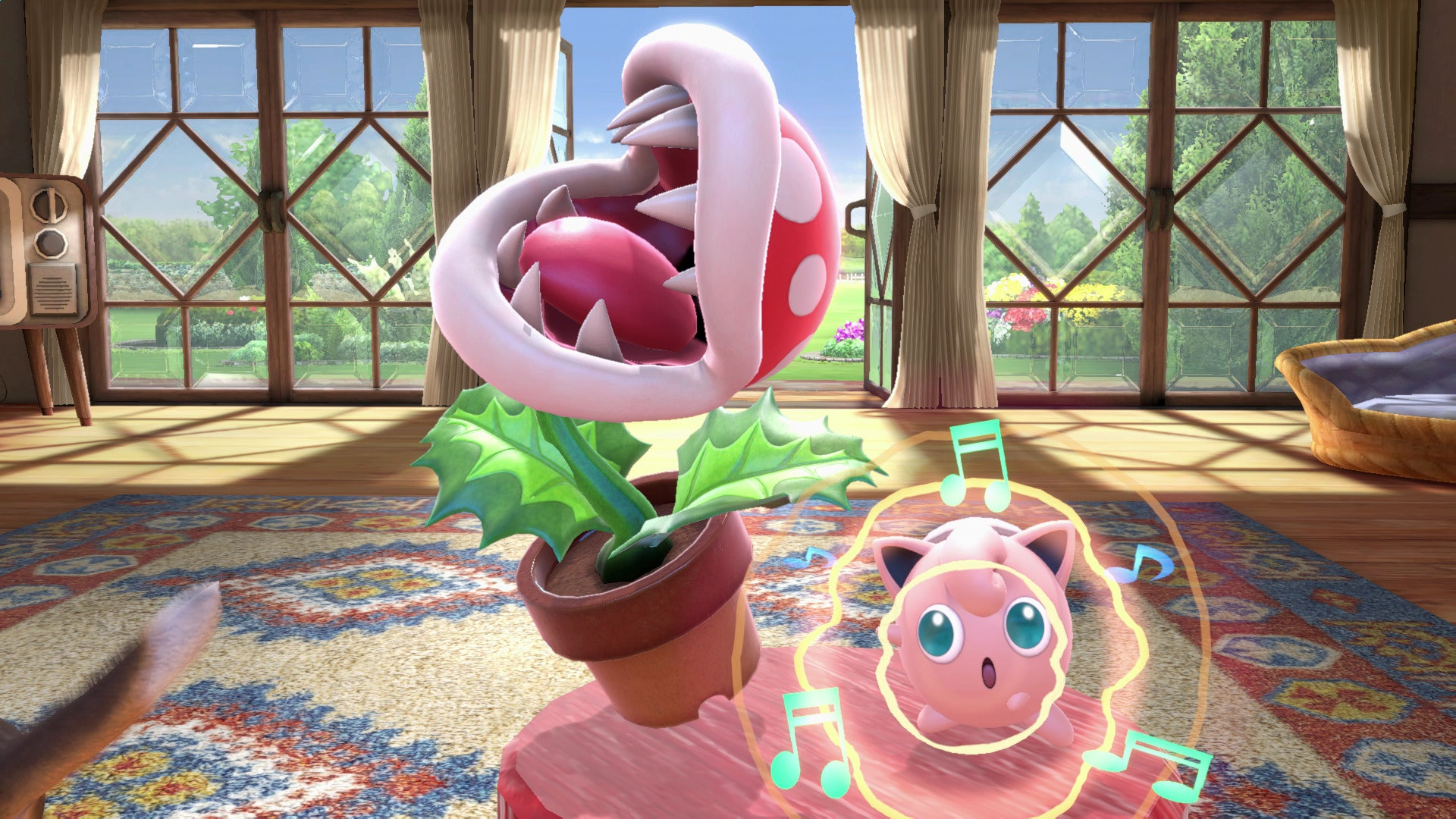 Some Smash Bros. Ultimate Players Still Can't Access Piranha Plant