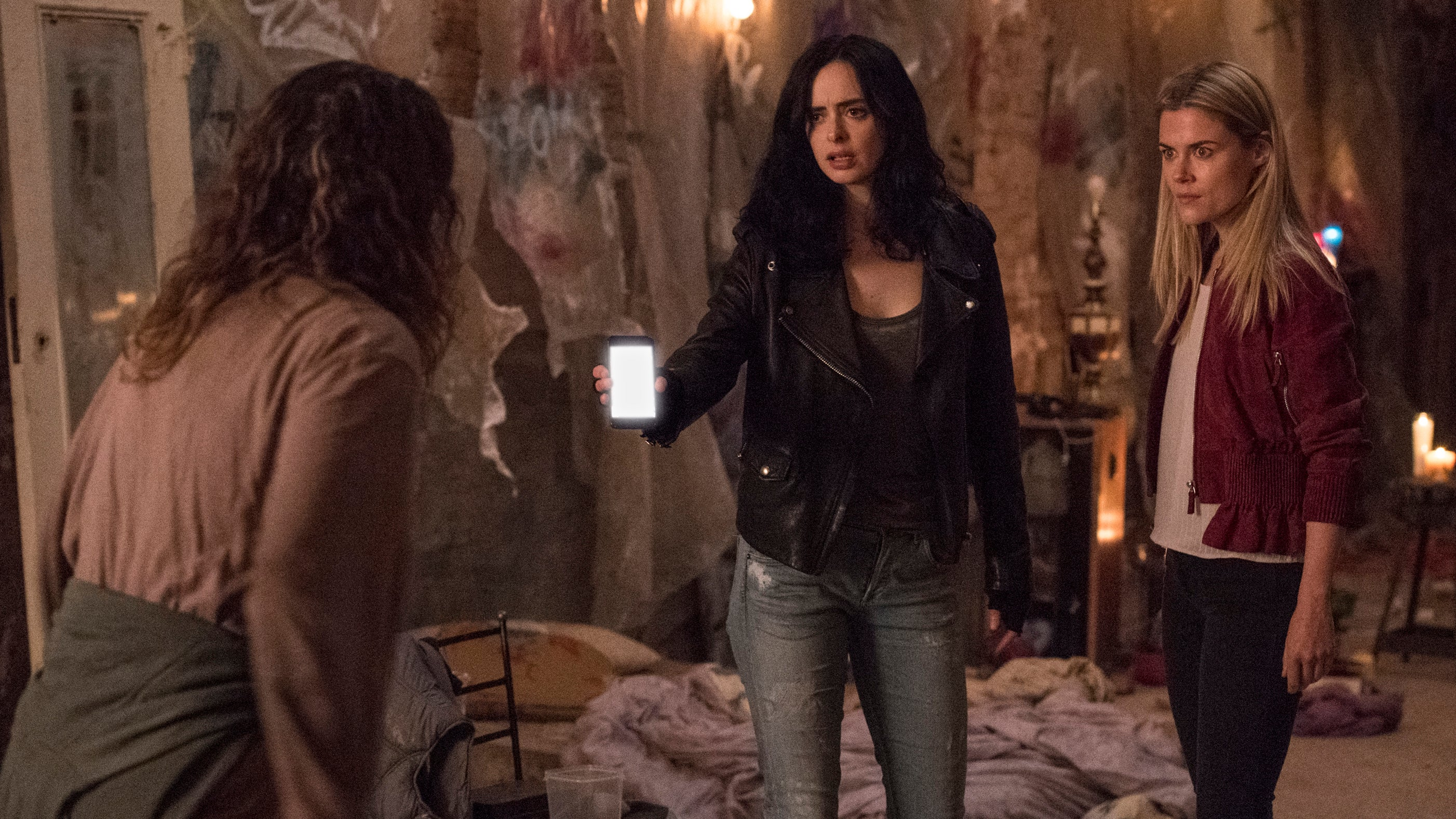 It Looks Like Jessica Jones Is Finally Trying To Address Its Diversity Problem