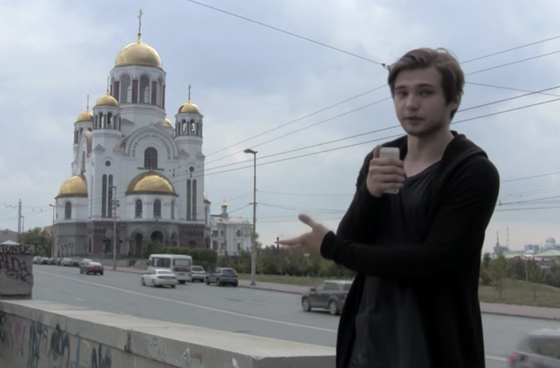 Russian Blogger Charged With 'Inciting Hatred' After Playing Pokemon GO In Church