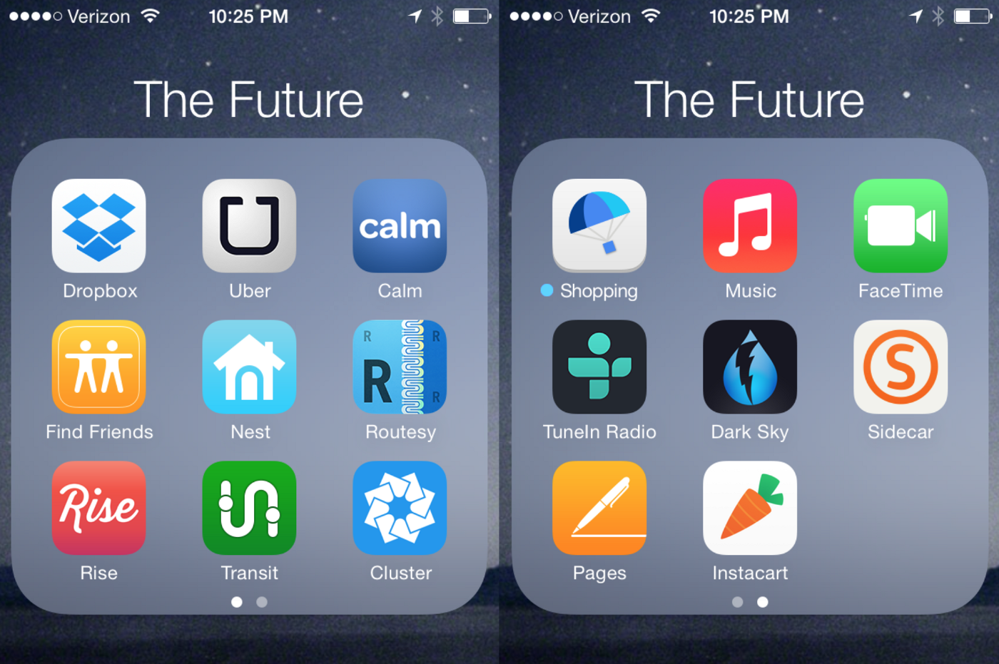 My Year with a Distraction-Free iPhone