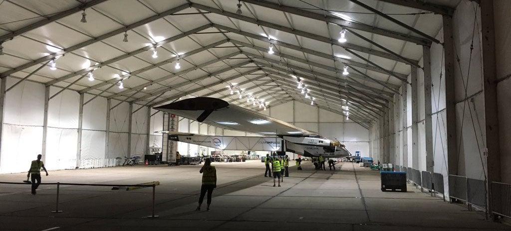 Solar Impulse Safely Made It to Arizona