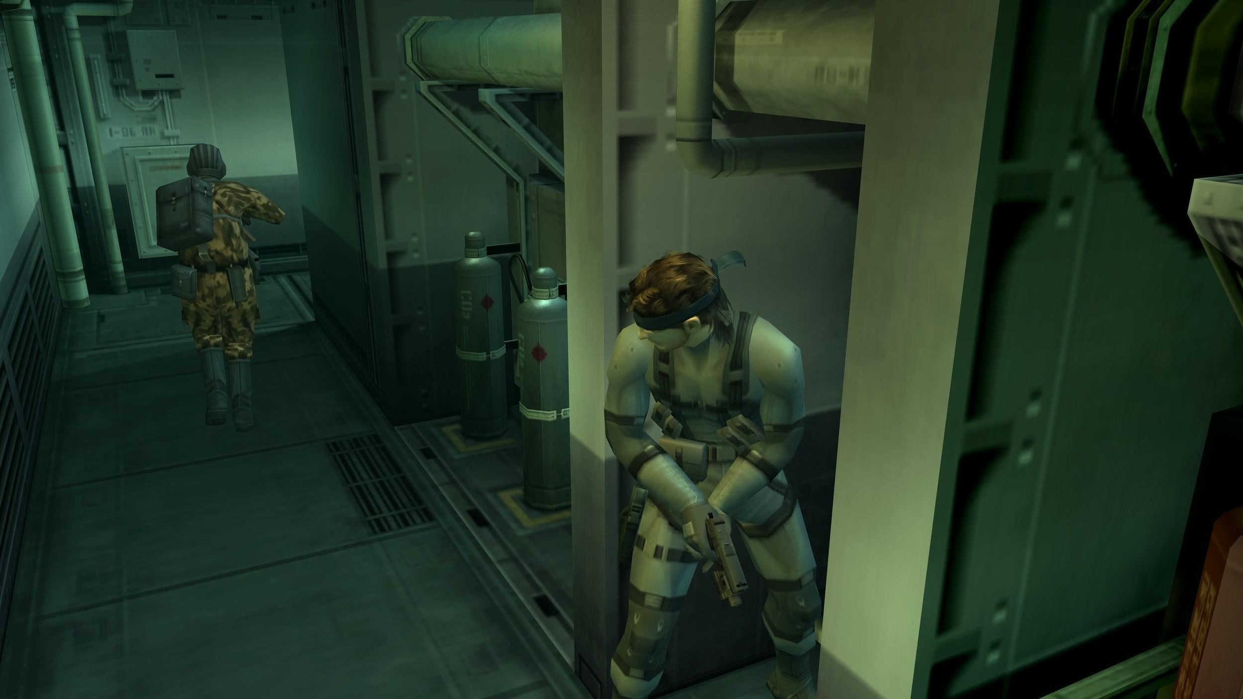 That Time Kojima Deceived Everyone About Metal Gear Solid 2's Main Character