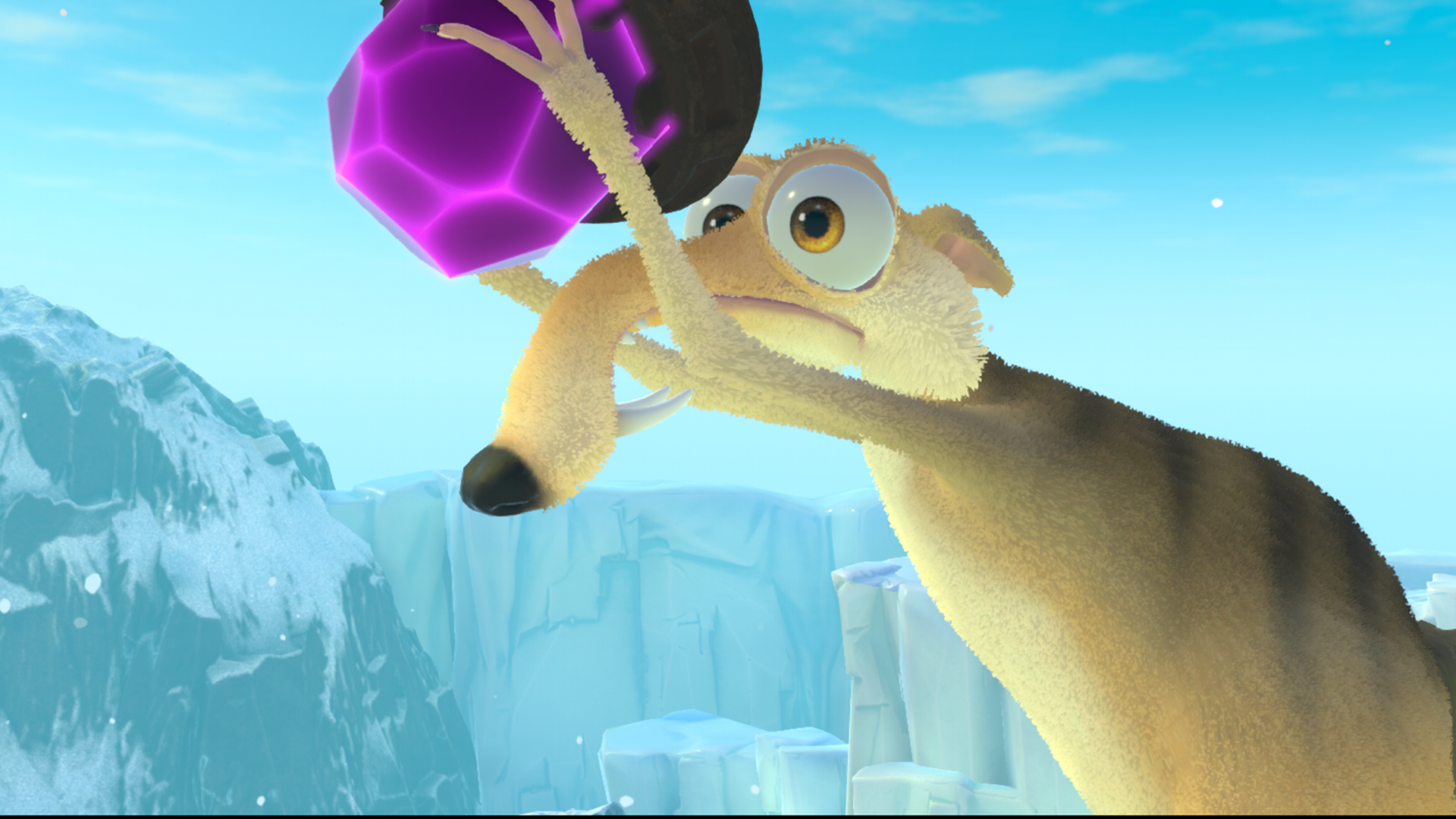 Ice Age: Scrat's Nutty Adventure Feels Like A PS2 Game And That's A Good Thing