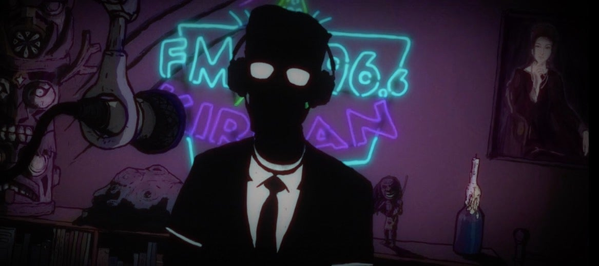 Spooky Animated Web Series Ghost Radio Is Back For A Second Season