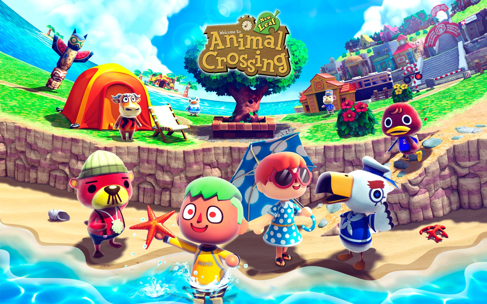 The Tropical Island Dilemma: Challenging Video Games' Stereotypes