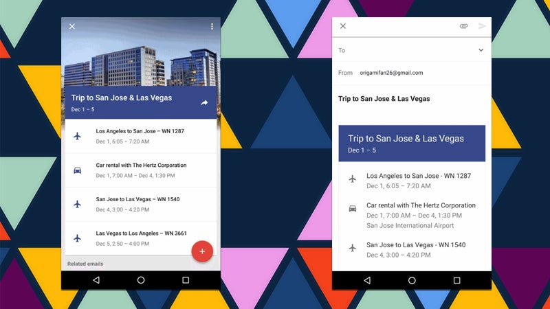 Inbox Can Now Share Trip Bundles With All Your Important Travel Info