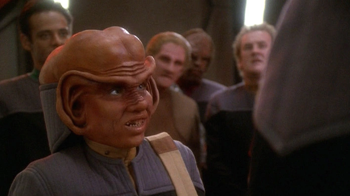Aron Eisenberg, The Actor Who Played Nog On Deep Space Nine, Has Died