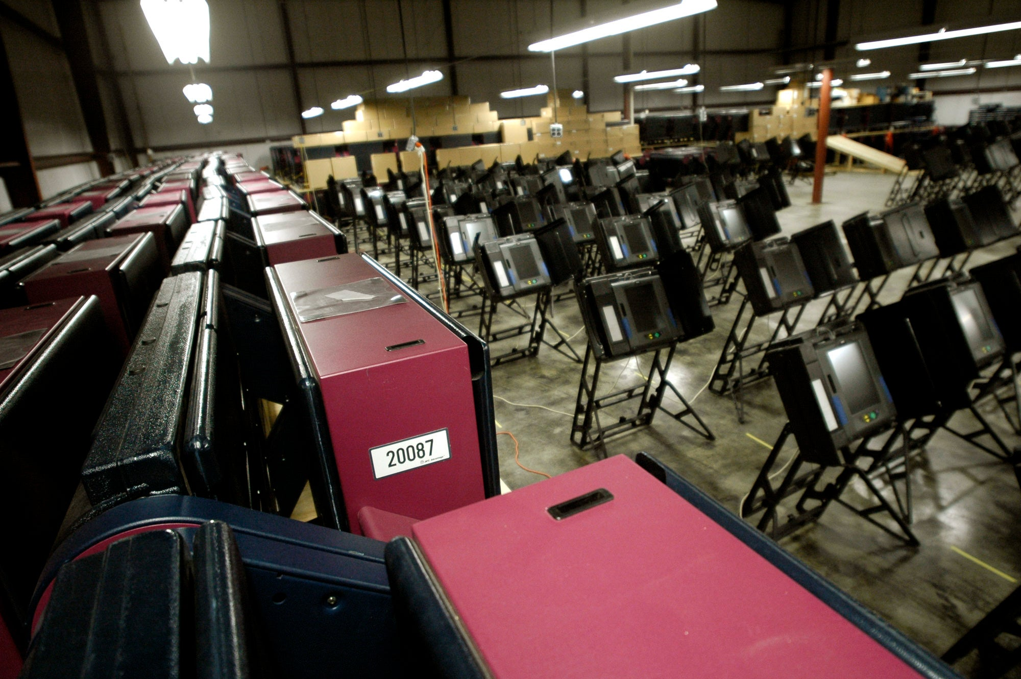 America's Long, Weird Search for the Perfect Voting Machine