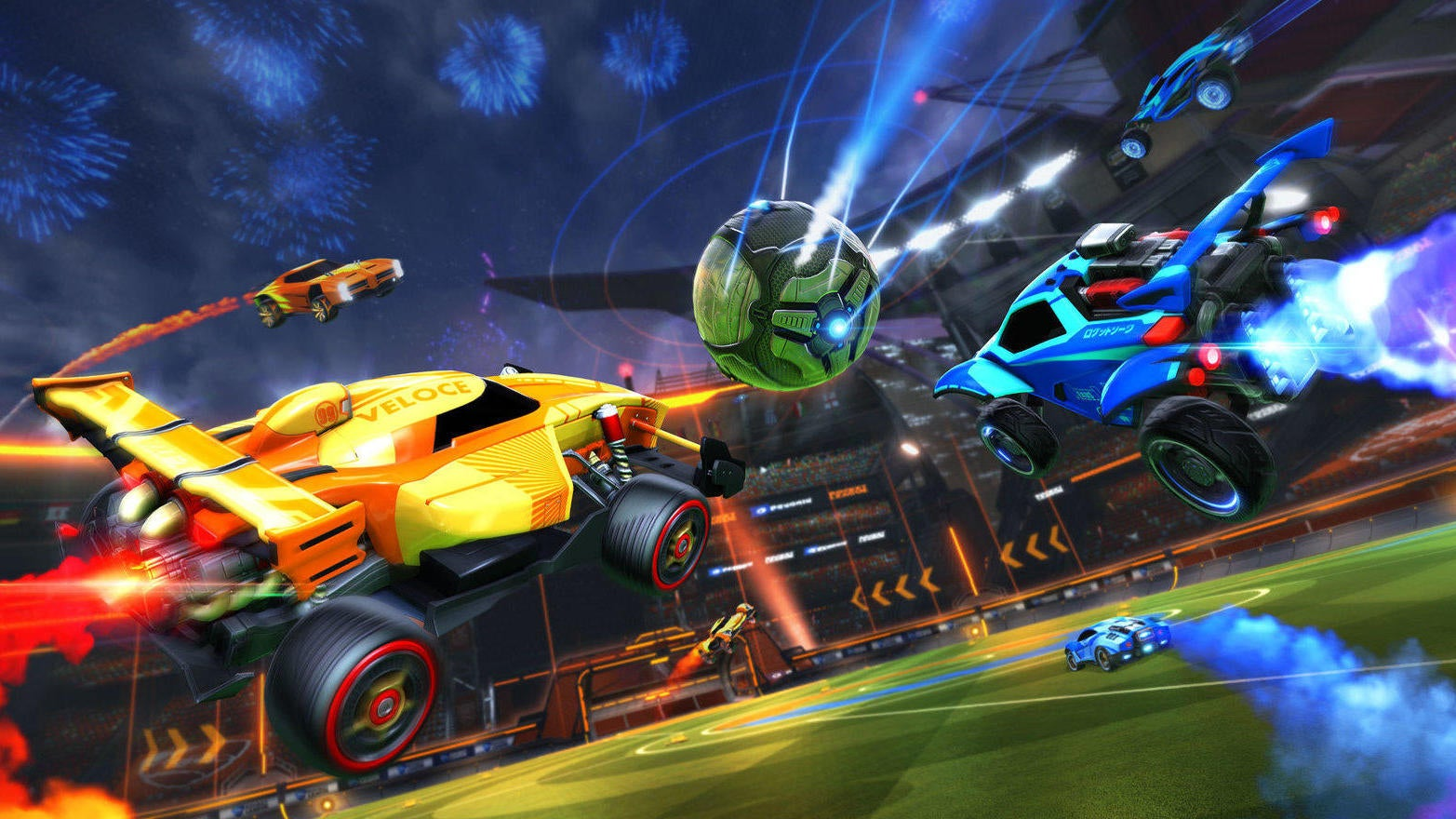 Rocket League Player Argues With Tournament Over Plane Ticket To Scotland