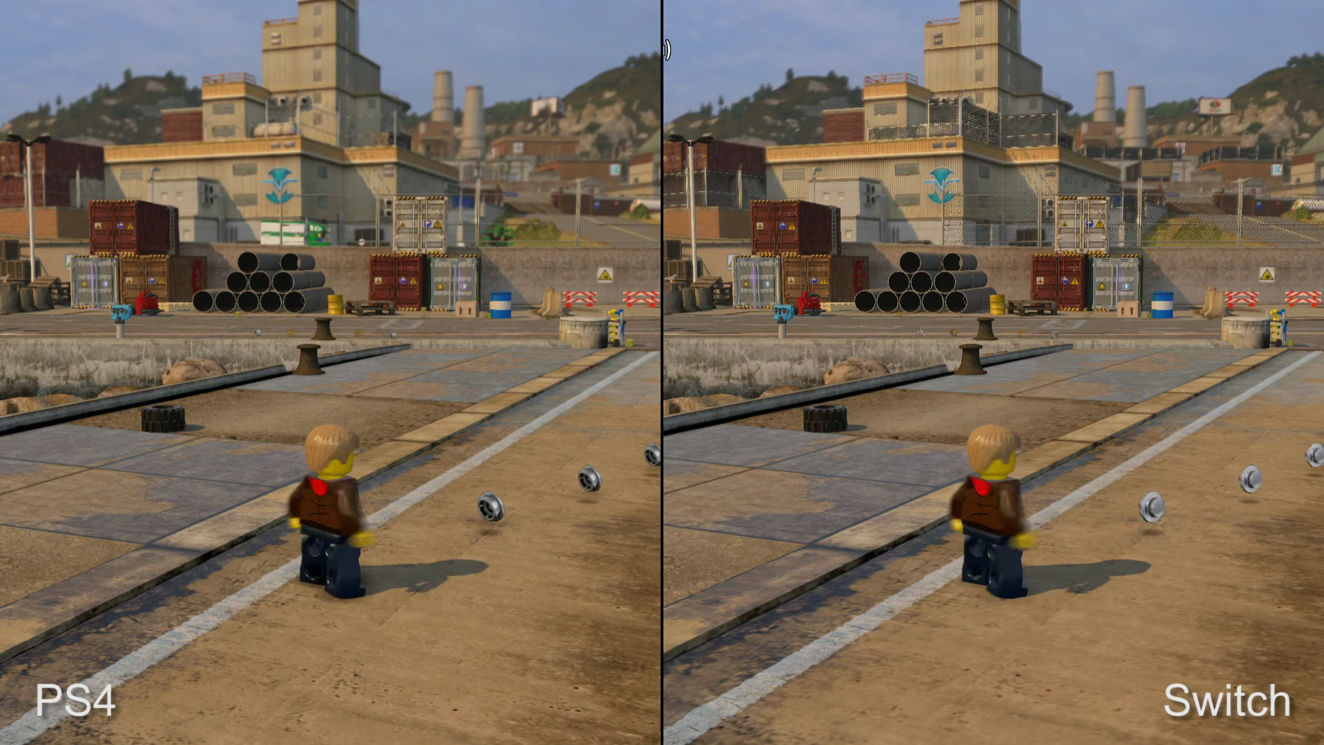 Lego City Undercover Runs Almost As Well On Switch As On PS4