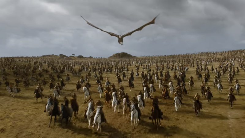 The New Game Of Thrones Trailer Is Here, And Everyone Is Doomed