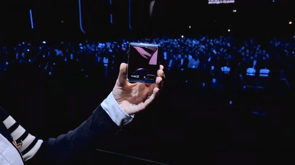 Samsung's Second Foldable Phone Is Finally Here: Meet The Galaxy Z Flip