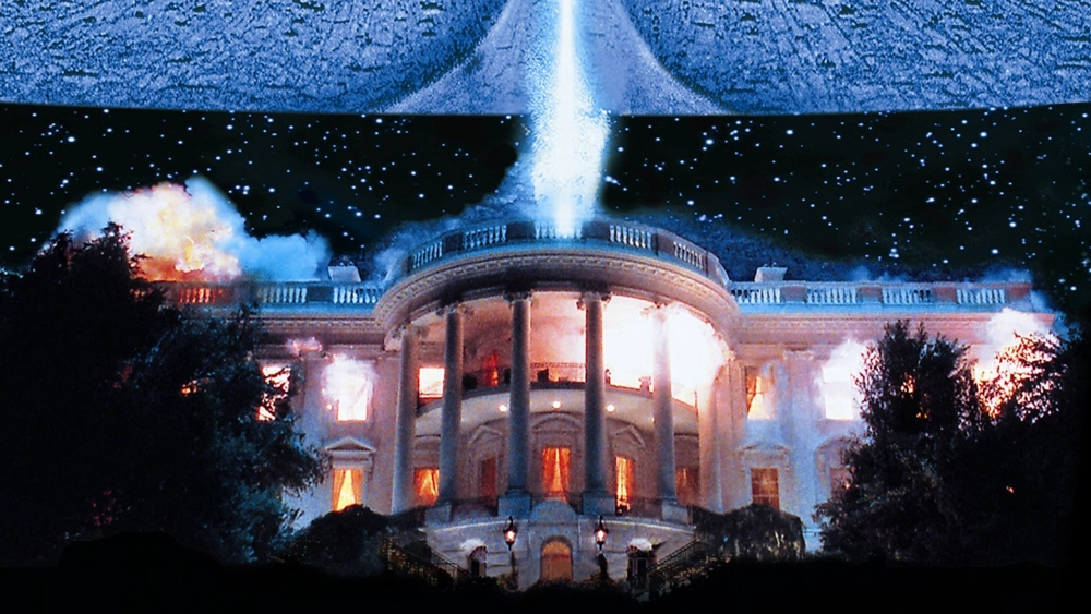 Donald Trump Thinks He's The President From Independence Day Now Or Something