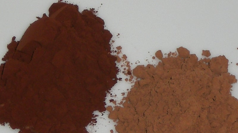 Why Your Recipe Calls for Cocoa Powder Instead of Chocolate