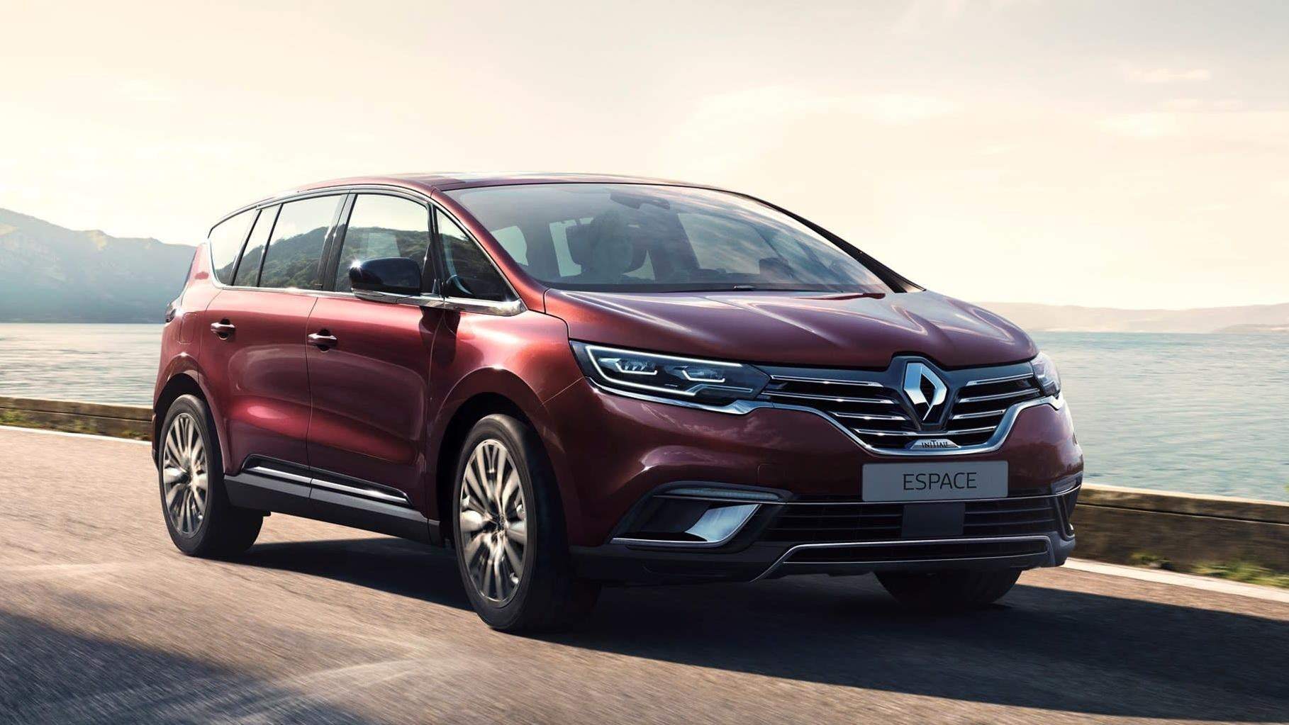 The Renault Espace Is Dead: Report