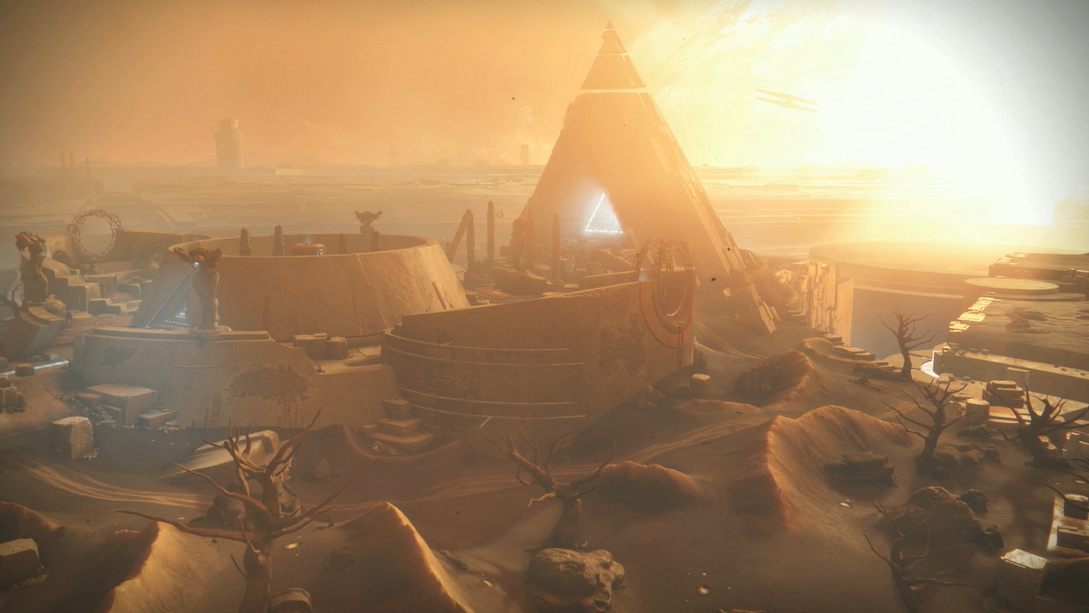 The first Destiny 2 Curse of Osiris livestream is today