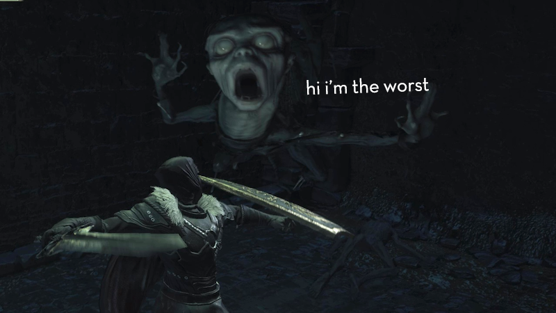 Five Dark Souls 3 Enemies Who Are Just The Worst