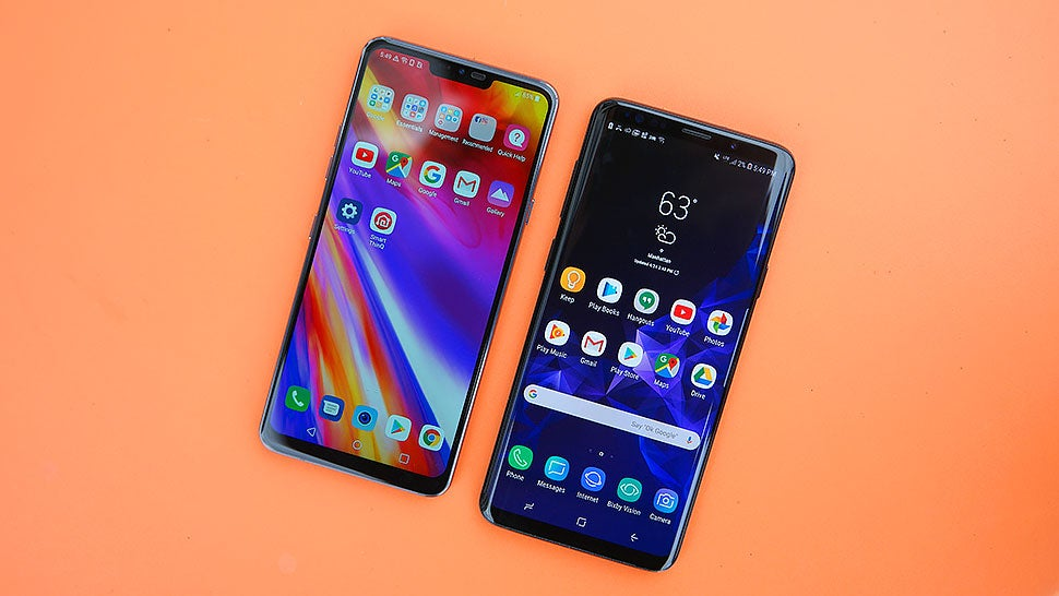 LG's G7 ThinQ Challenges The Best Android Phones With A Bag