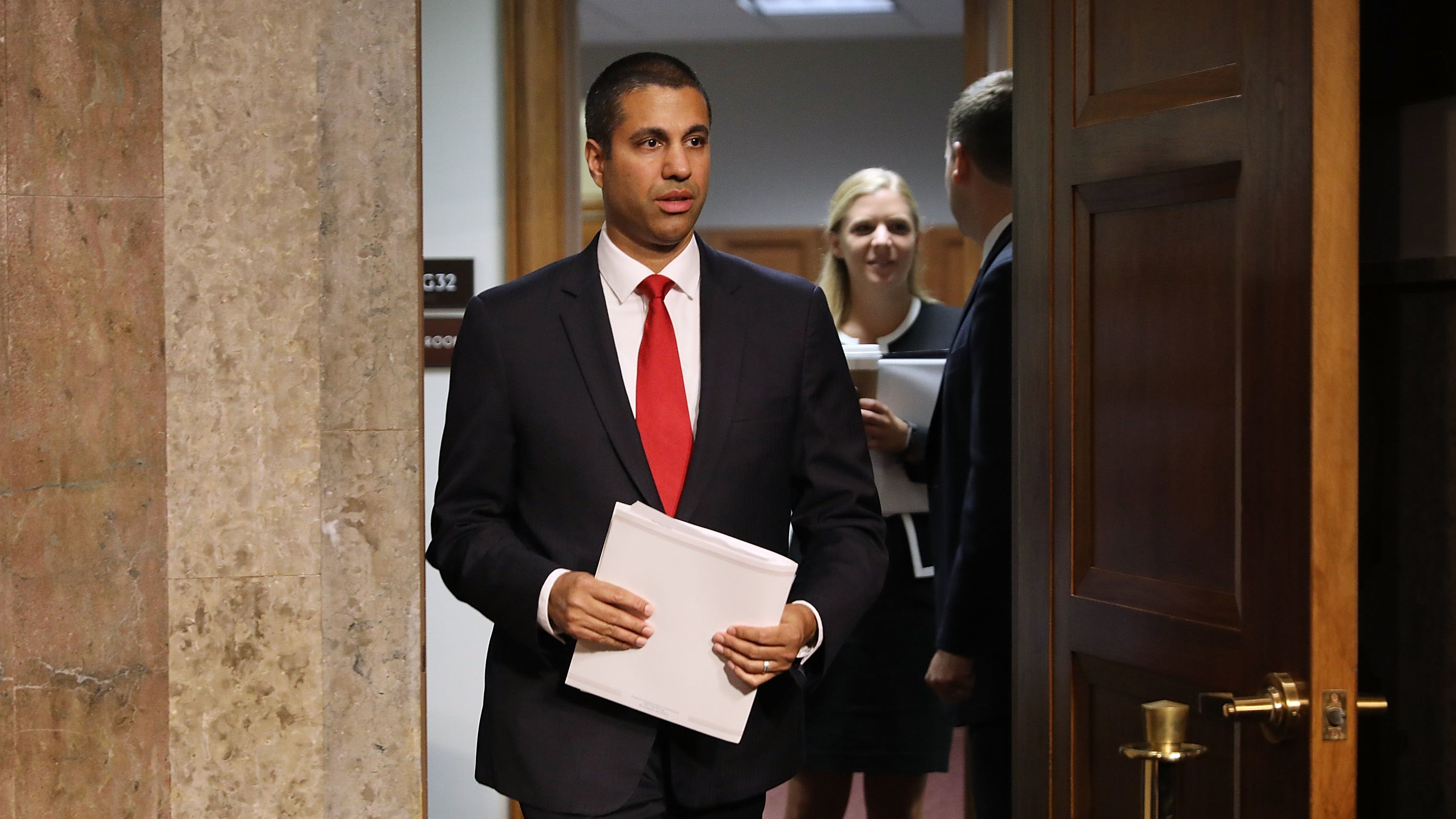 Ajit Pai: Repealing Net Neutrality Returns FCC to 'Rational' Approach Over Internet