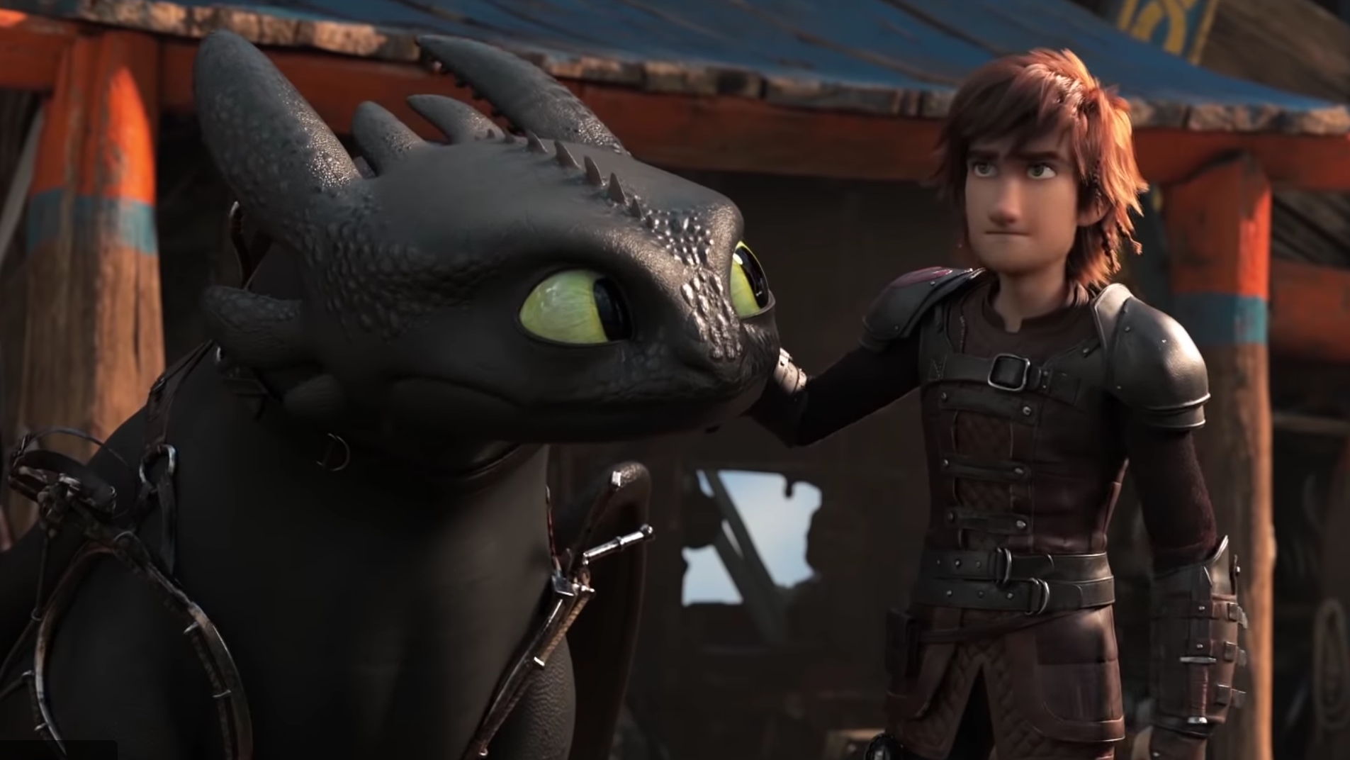 The Latest How To Train Your Dragon 3 Trailer Prepares Us For A Hiccup Without Toothless