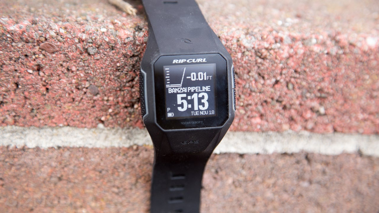 Rip Curl Surf Watch Review: The Most Advanced Waveproof Wearable Yet