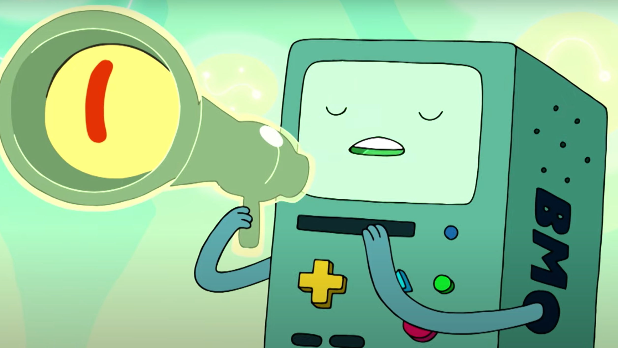 In The Adventure Time: Distant Lands Trailer, BMO Is Here To Save A 'Terrible Land'