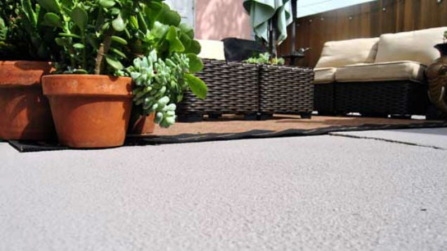 Refresh Your Concrete Patio with a Colour and Protectant