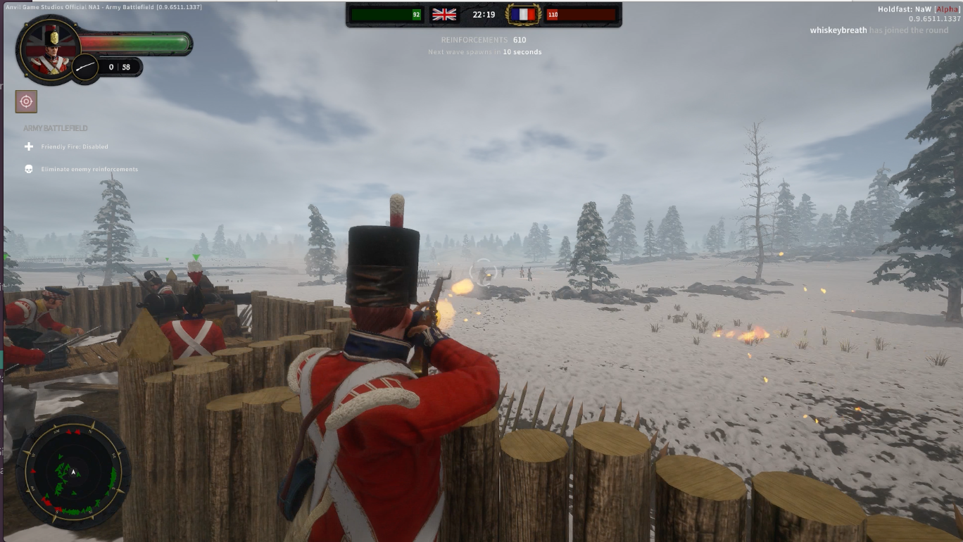 Holdfast: Nations At War Mixes Historical Battles With Online Shenanigans