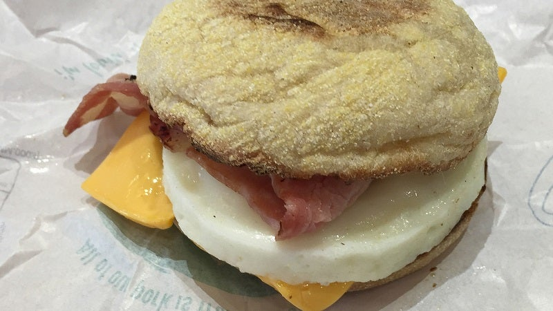 The Secret to the Perfect Homemade Egg McMuffin Clone: Steaming Your Egg