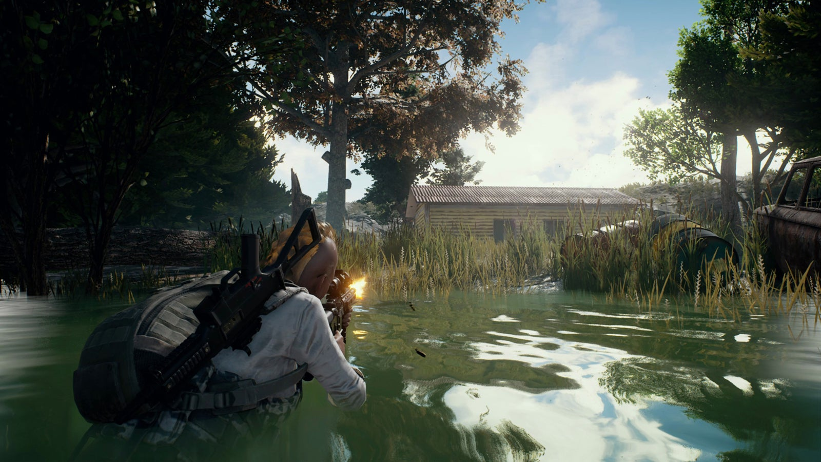 Battlegrounds Is Slower Than Fortnite And That's A Good Thing