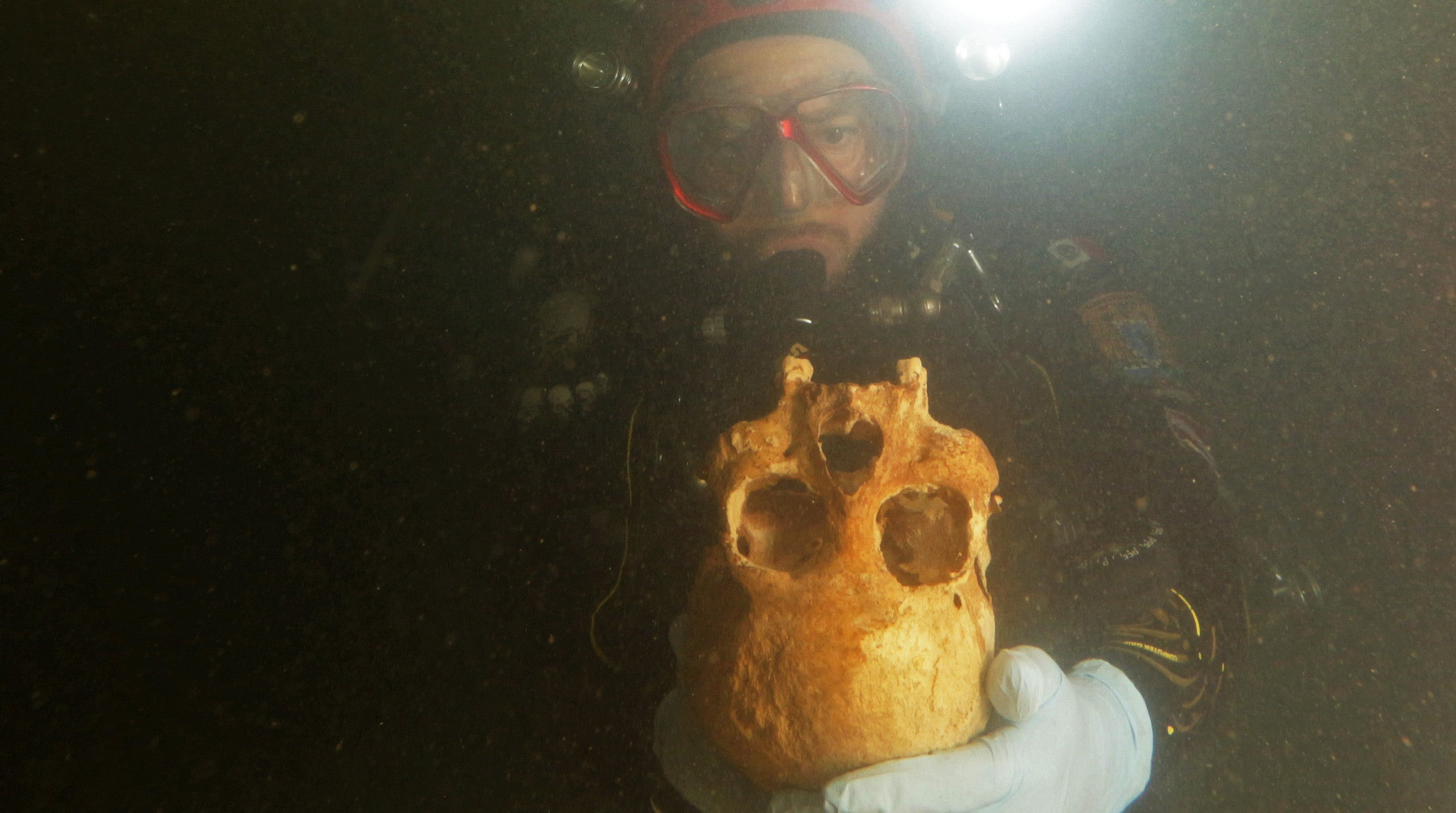 Skeleton Found In Submerged Mexican Cave Sheds New Light On Earliest People In America