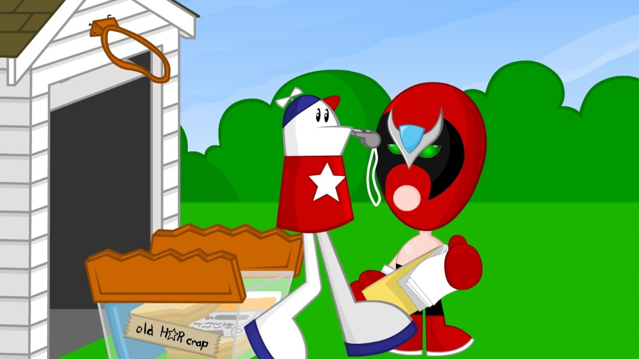The Creators Of Homestar Runner Just Dropped A Massive, Three-Volume Soundtrack
