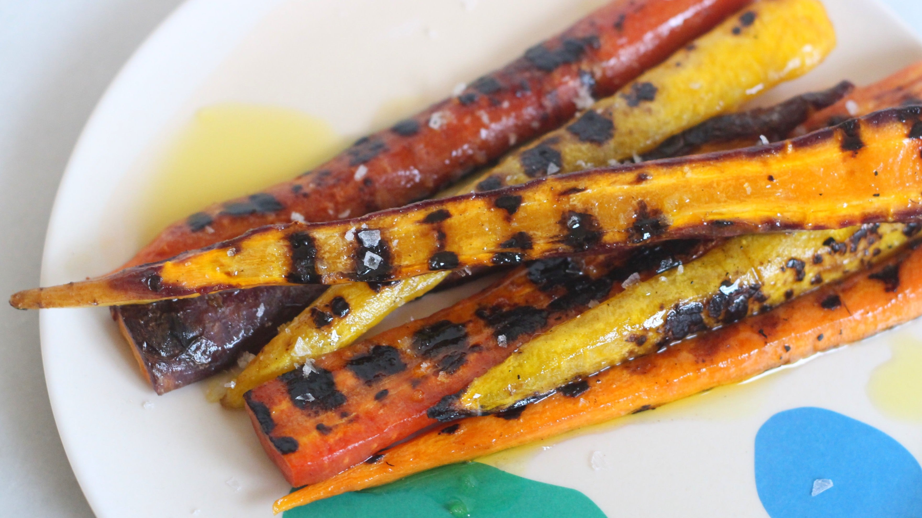 You're A Fool If You Don't Grill Carrots