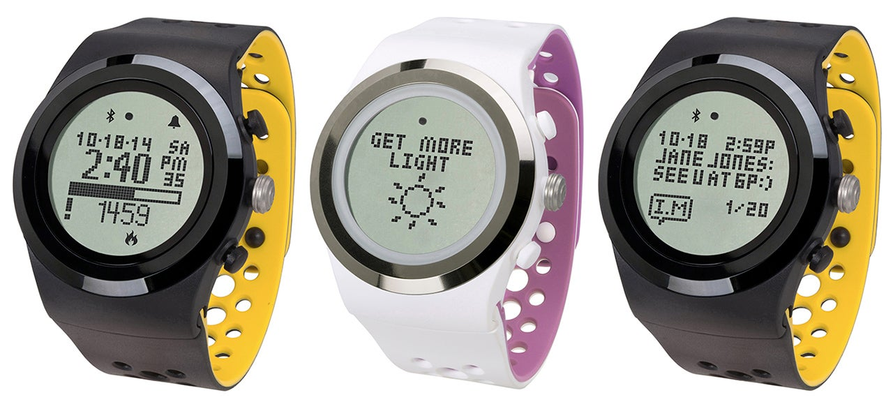 Forget Exercise; This Fitness Tracker Just Wants You To See the Sun