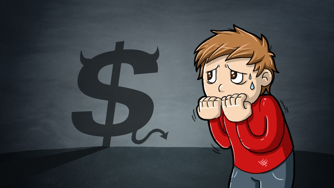 Common Money Fears and How to Get Over Them