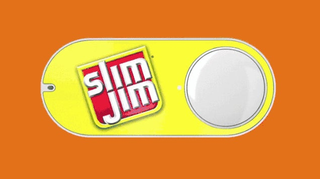 Amazon Finally Made the Dash Button We've Wanted All Along