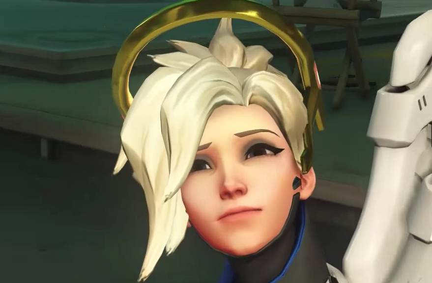 Mercy Is, According To Blizzard, Off The Market.